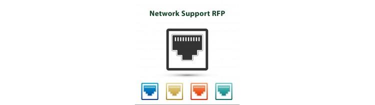 پروپوزال پشتیبانی سخت افزار و شبکه